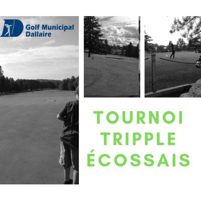 Tournoi Tripple Ecossais
