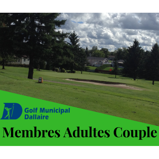 Membres Adultes Couples 2021